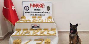 Mardin'de uyuşturucu operasyonu: 6 kişi tutuklandı