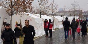 AFAD: Elazığ ve Malatya'da iyileştirme çalışmaları devam ediyor