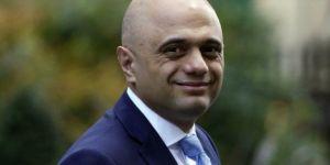 İngiltere Maliye Bakanı Sajid Javid görevinden istifa etti