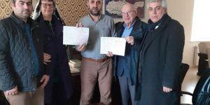 Hollanda'dan Elâzığ'a gelip yerleşen çift Müslüman oldu