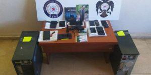 Cizre'de PKK operasyonu: 9 gözaltı