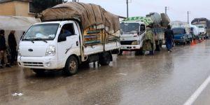 BM: İdlib'de yaşanan çatışmalar nedeniyle 830 bin kişi yerinden edildi