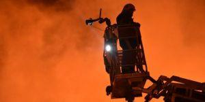 Adana'daki yangın üç gündür söndürülemiyor