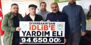 İhvan-Der'den İdlib'e yardım eli