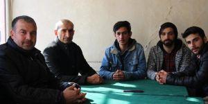 Harput Gençlik Spor Kulübü'nden Sivrice Spor Kulübü'ne geçmiş olsun ziyareti