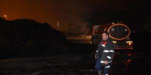 Adana'da pamuk yağı fabrikasında çıkan yangın kontrol altına alındı