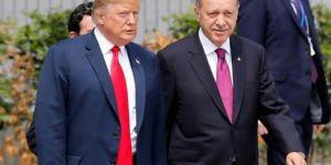 ABD Başkanı Trump'tan, Cumhurbaşkanı Erdoğan'a İdlib teşekkürü