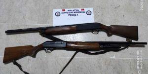 Malatya'da kesinleşmiş hapis cezası bulunan 4 kişi yakalandı