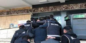Malatya'da FETÖ den eski emniyet personeli 13 kişi gözaltına alındı