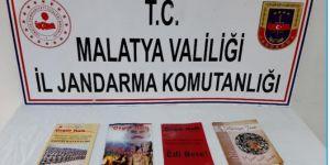 Malatya'da PKK operasyonu: 1 kişi gözaltına alındı
