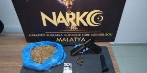 Malatya'da uyuşturucu operasyonu: 11 kişi gözaltına alındı