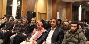 """Diyarbakır'da """"Uyum Biz Bize Sohbetler"""" etkinliğinin 14'üncüsü düzenlendi"""