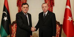 Erdogan û Sarraj hevdîtin kirin