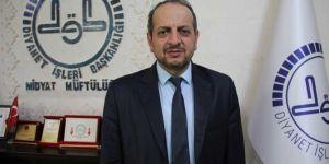 """Midyat Müftüsü Mehmet Şafi Bilik: """"Üç aylar muhasebe yapmak için bir fırsattır"""""""
