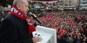 """Cumhurbaşkanı Erdoğan: """"Bizim açımızdan İdlib meselesi en az Afrin kadar önemlidir"""""""