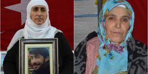 HDP Diyarbakır İl Binası önündeki evlat nöbetine katılımlar devam ediyor
