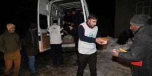 İHO-EBRAR'dan Van depremzedelerine yardım eli