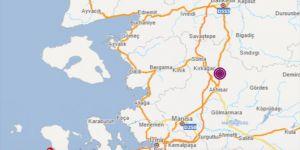 Manisa'da 4,8 büyüklüğünde deprem: İzmir, Bursa ve İstanbul'da da hissedildi