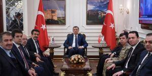 Milli Eğitim Bakanı Selçuk Diyarbakır'da