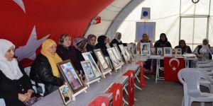 Diyarbakır'daki evlat nöbetine 2 aile daha katıldı