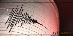 Elâzığ Sivrice'de 4,6 büyüklüğünde deprem meydana geldi