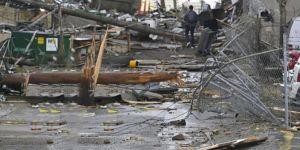 ABD'de hortum: 22 kişi öldü, 40 bina yıkıldı
