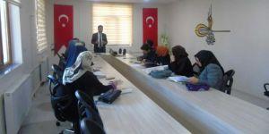 Diyarbakır'da Prof. Dr. Fuat Sezgin kitap söyleşisi etkinliği başladı