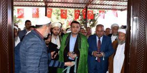 Ceylanpınar'da Buhara Camisi dualarla açıldı