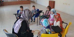 Diyarbakır'da belediye bünyesinde Kur'an-ı Kerim dersleri verilmeye başlandı