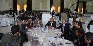 """""""Midyat Yerel Kalkınma Çalıştayı"""" geniş katılımla gerçekleştirildi"""