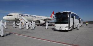 Turkey evacuates 2,807 citizens from European countries due to coronavirus outbreak