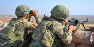 """4 PKK/YPG members """"neutralized"""" in northern Syria: Turkey's Defense Ministry"""