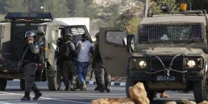 Zionist gangs kidnap 9 Palestinians in overnight raids