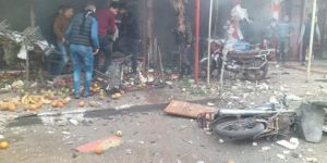 A rocket attack kills 3 civilians, injured 9 others in northern Syria