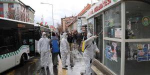 Bingöl'de Corona virüsü seferberliği