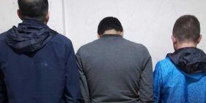 Gaziantep'te cezaevinden firar eden 2 kişi yakalandı