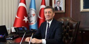 Milli Eğitim Bakanı Ziya Selçuk'tan 'uzaktan eğitim' bilgilendirmesi