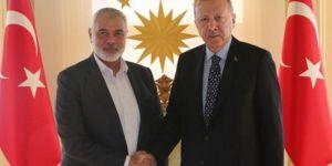 Haneyya phones Erdogan to seek help against coronavirus