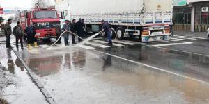 Ağrı Hamur'da vatandaşlardan 4 ay su ücreti alınmayacak