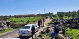 Viranşehir'de jandarma uyardı piknikçiler eve döndü