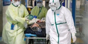 Death toll from coronavirus exceeds 13,000 around the world