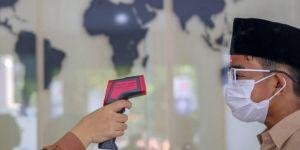Çin'in COVID-19 test kiti Endonezya'ya gönderildi