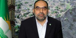 """HÜDA PAR Diyarbakır İl Başkanı Aktaş'tan """"EvdeKal! Memleketine sahip çık!"""" mesajı"""