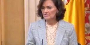 Bilançonun ağırlaştığı İspanya'da başbakan yardımcısı da karantinaya alındı