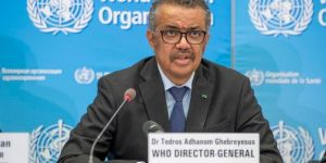 WHO: Solidarity is the only way to stop the coronavirus outbreak