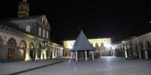 Tarihi Diyarbakır Ulu Cami minaresinden dua nidaları yükseldi