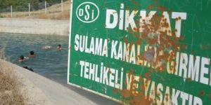 DSİ'den boğulma vakalarına karşı uyarı