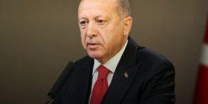 Cumhurbaşkanı Erdoğan, Yargıtay Başkanlığına seçilen Mehmet Akarca'yı tebrik etti