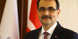 Enerji Bakanı Fatih Dönmez bordan el dezenfektanı ürettiklerini duyurdu