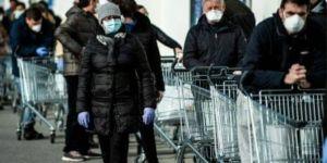 Marketlerdeki Coronavirus tehlikesine dikkat